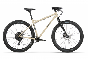 Bombtrack Beyond + ADV Bikepacking MTB Sram GX Eagle 12S 29'' Plus Sand Beige 2020