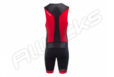 HUUB Race Tri Suit TBC Black Red