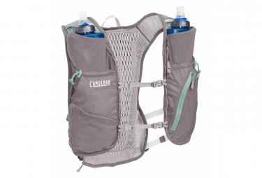 Veste d'hydratation Camelbak Zephyr 12 + 2 Flask 500mL Gris Femme