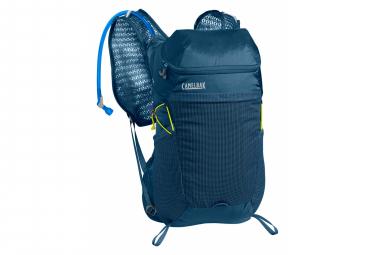 Hydration pack Camelbak Octane 18 + Water pocket 2L Blue