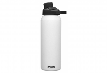 Gourde isotherme Camelbak Chute Mag 32oz Vacuum Insulated 1L Blanc