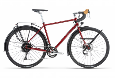 Bombtrack Arise Tour Travel Bike 700mm Rouge