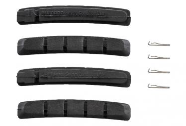 x4 Cartouches de Patins de Frein Shimano BR-M950/739 V-Brake