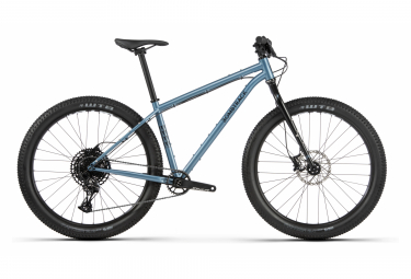 Bombtrack Beyond + Bikepacking MTB Sram NX Eagle 12S 27.5'' Plus Matt Metallic Blue 2020
