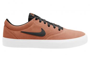 Nike SB Charge Suede Shoes Brown / Black | Alltricks.com