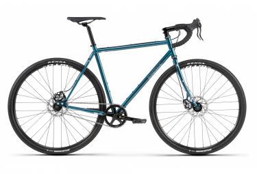 Bombtrack Arise 2 Gravel Bike Single Speed 700 mm Glossy Metallic Teal 2020