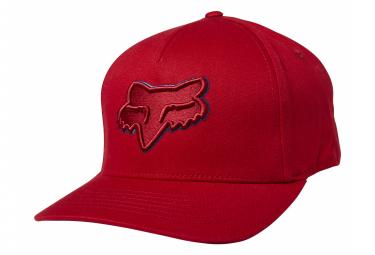 Gorra Fox Epicycle Flexfit Red S M