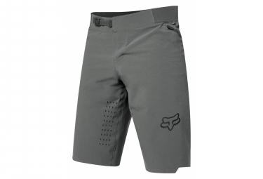 Fox Flexair No Liner Shorts Light Gray