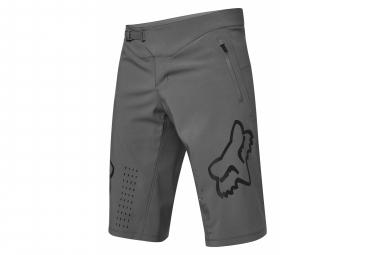 Fox Defend Shorts Gray