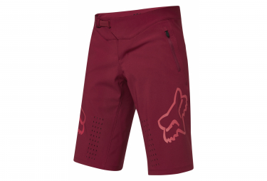 Fox Defend Red Shorts