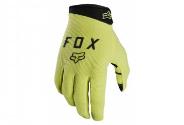 Gants Longs Fox Ranger Jaune Fluo