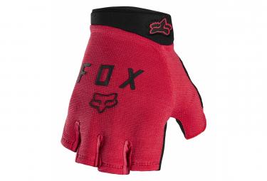 Fox Ranger Gel Red Gloves