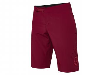 Pantalones Cortos Fox Flexair Lite Rojo 36