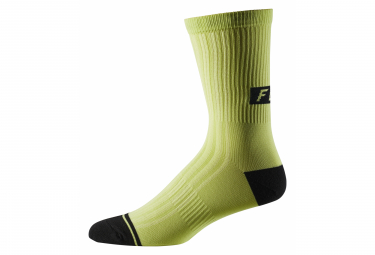 Calcetines Fox Fluo 8   39   39  Trail Yellow 39 42