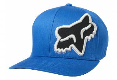 Casquette Fox Episcope Flexfit Bleu