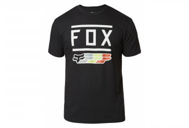 Fox Super Black Short Sleeve T-Shirt