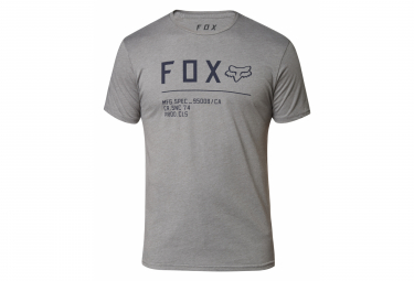 Tee-Shirt Manches Courtes Fox Non Stop Anthracite