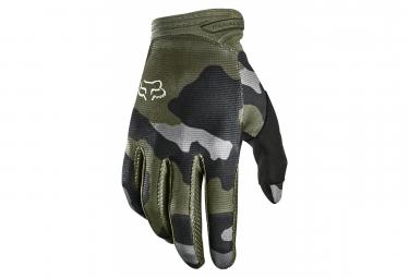 Fox Dirtpaw Prizm Camo Child Gloves
