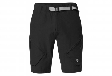 Fox Alpha Cargo Shorts Black