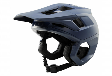 Fox Dropframe Pro Mips Helmet Navy Blue
