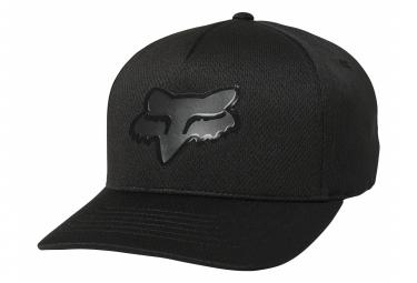 Fox Stay Glassy Flexfit Black Cap