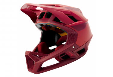 Fox Proframe Quo Shiny Red Helm