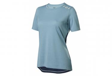 Fox Ranger Dr Blue Women's Short Sleeve Jersey