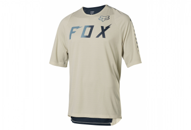 Fox Defend Wurouge Short Sleeve Jersey Navy Blue