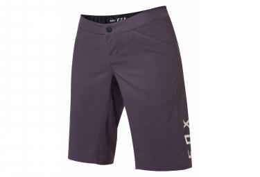 Fox Ranger Dark Purple Women's Skin Shorts