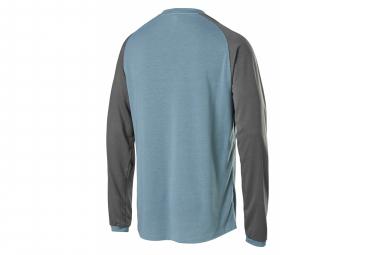 Fox Ranger Dr Lite Long Sleeve Jersey Blue Blue
