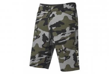 Fox Ranger Camo / Green Skin Shorts