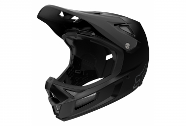Casco Fox Rampage Comp Mt Nero Mt