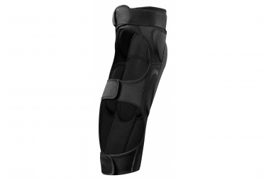 Fox Launch D3O Knee Guards with Shin Guards Black