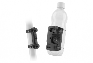 Bottle cage system / Fidlock Twist Uni Connector + Uni Base Black