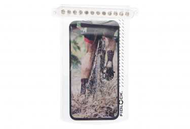 Fidlock Fold Dry Bag 160 Clear Pouch
