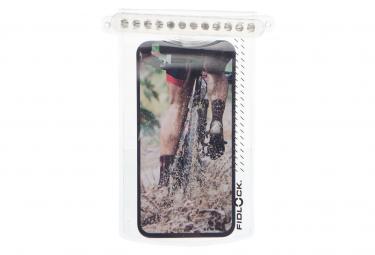 Pochette Fidlock Fold Dry Bag 160 Transparente