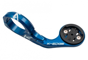 Supporta K-Edge Garmin 31,8 mm blu