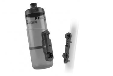Fidlock Twist bidon 600 con base per bici Twist nera