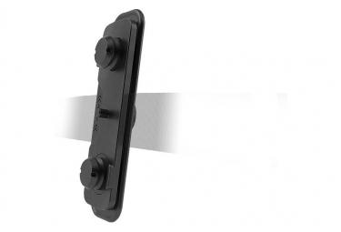 Portabottiglie magnetico per scatole metalliche Fidlock Twist nero