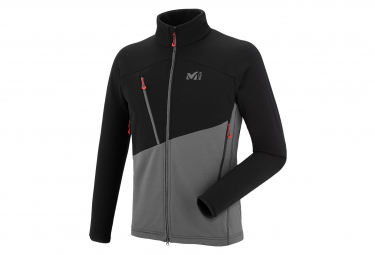 Chaqueta térmica Millet Elevation Power Negro Hombres