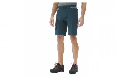 Short Millet LTK Speed Bleu Homme