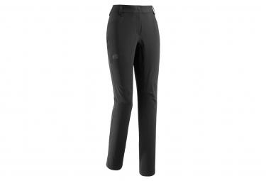 Millet Pantalon Ld Trekker Stretch Pant I Black   Negro Mujer 42