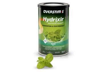 Boisson Énergétique Overstims Hydrixir Antioxydant Menthe 600g