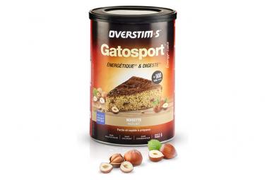 Gâteau Energétique Overstims Gatosport Noisette 400g