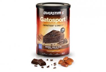 Gâteau Energétique Overstims Gatosport Brownie - Noix de pécan 400g