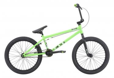 BMX Haro Downtown 20,3 '' TT Fluo Green
