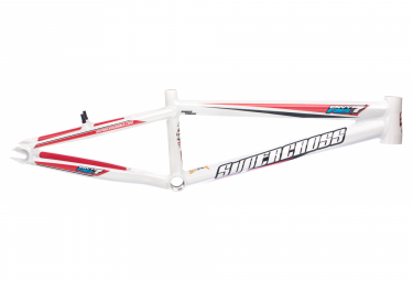 BMX Race Supercross Envy RS7 White 2020 Frame