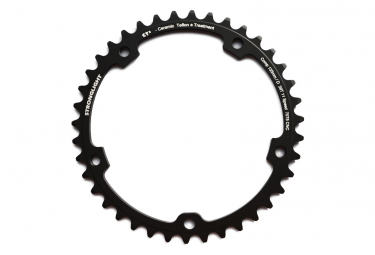 Stronglight Campagnolo CT2 Type D Compact 5x135mm 11V Black Chainring
