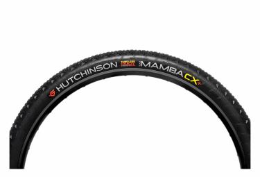Hutchinson Black Mamba CX + 650b Schlauchloser, flexibler Hartfaser-Kiesreifen
