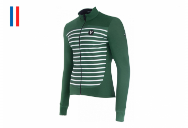 LeBram Ventoux Long Sleeve Jersey Green